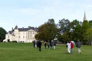 Château de Jambville, Centre national de formation SGDF